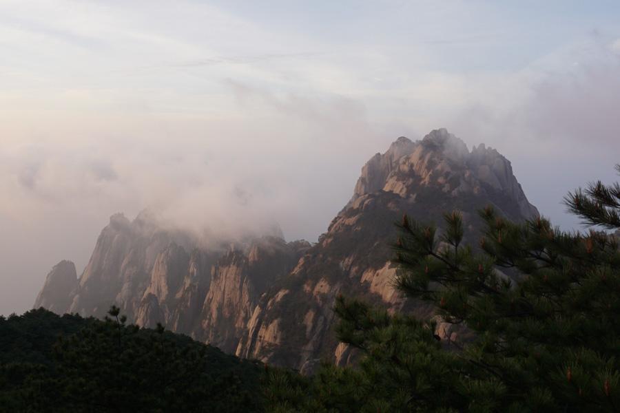宏村,黄山